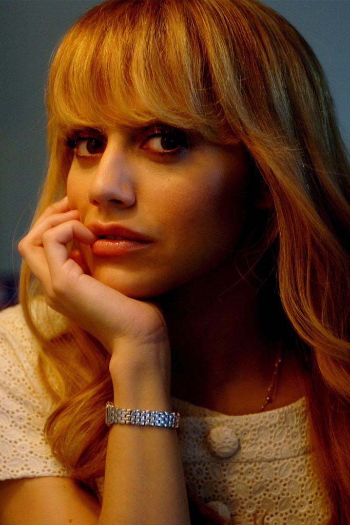 Rising Hollywood starlet Brittany Murphy in 2006.
