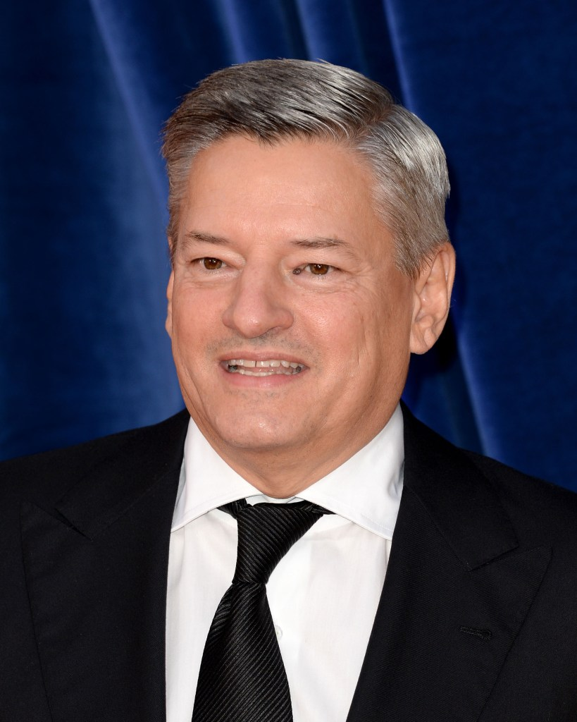 Netflix co-CEO Ted Sarandos drew a firm line on keeping Chappelle as part of Netflix.