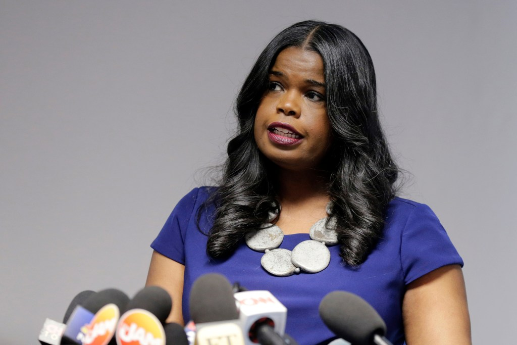 """Kim Foxx said that her office is still looking into the shooting, but they were """"unable to determine"""" how the shootout unfolded from the start."""