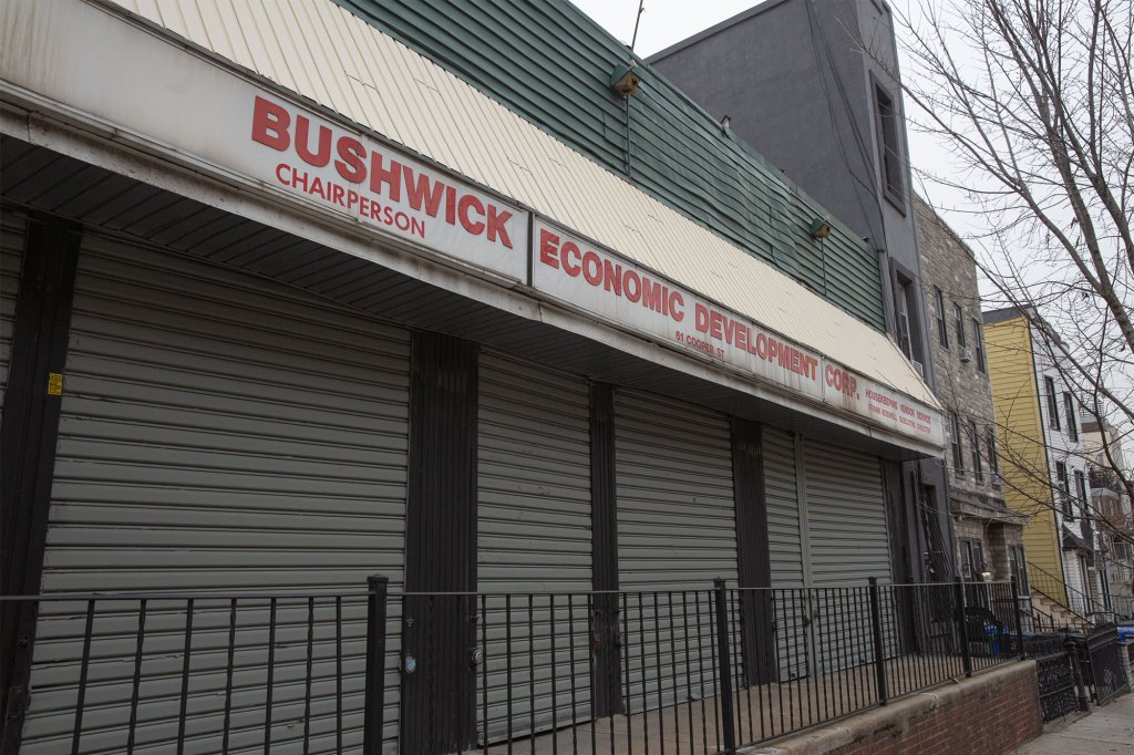 Bushwick Economic Development Corp at 61 Cooper Street in Bushwick