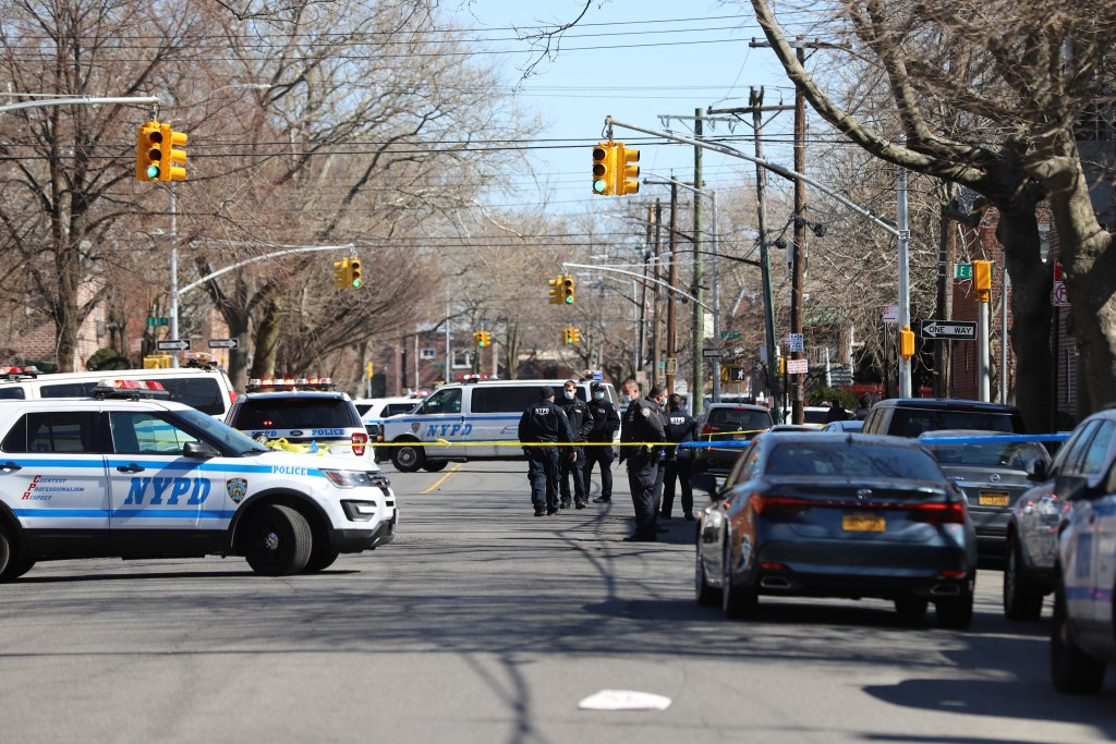 Bryan Sanon was shot dead in Canarsie earlier this year.