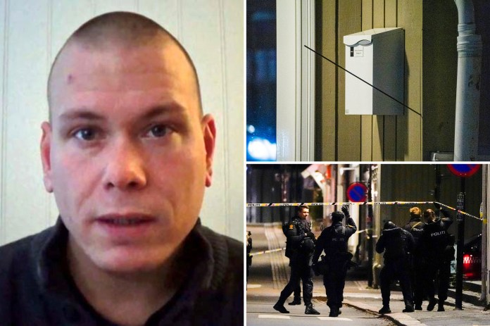 Norway bow-and-arrow terror suspect ID'd as Muslim convert who posted chilling video