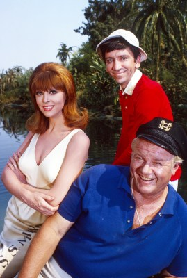 Louise is the last surviving castaway from the classic CBS sitcom about seven shipwrecked strangers that debuted 57 years ago, on Sept. 26, 1964.