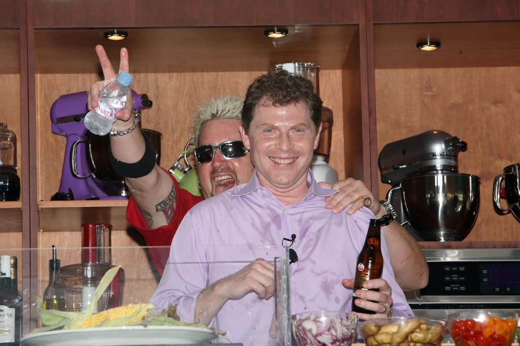 Chef Bobby Flay wanted a $100 million contract with Food Network — which would be bigger than Guy Fieri's.