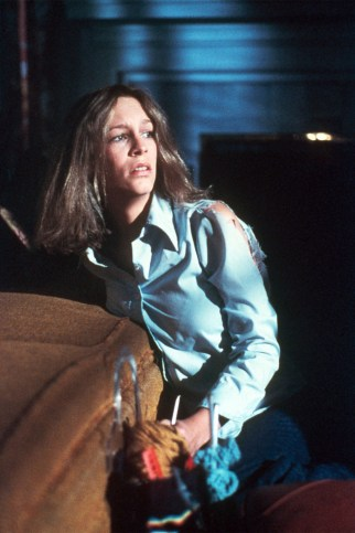 """Jamie Lee Curtis was just 19 in the first """"Halloween."""""""