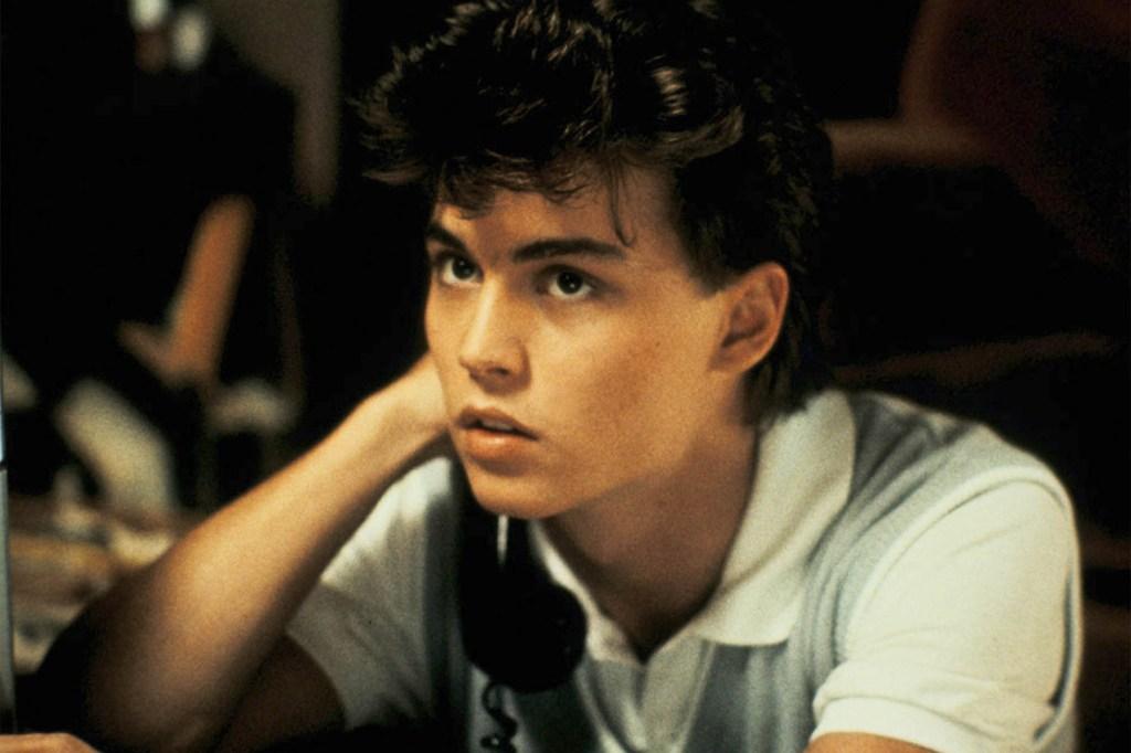 "Johnny Depp was just 21 in ""A Nightmare on Elm Street."""