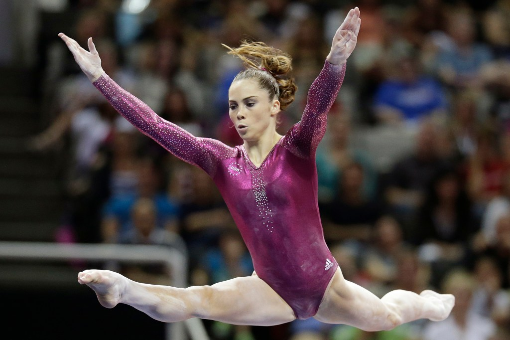 McKayla Maroney won gold at the 2012 Olympics when she was 16, retired from the sport in 2016.