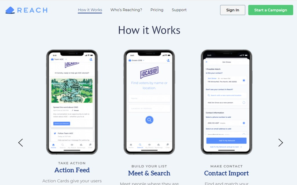 The largest teachers union in the country has instructed educators to log student and parent vaccination information in Reach, a campaign data app.