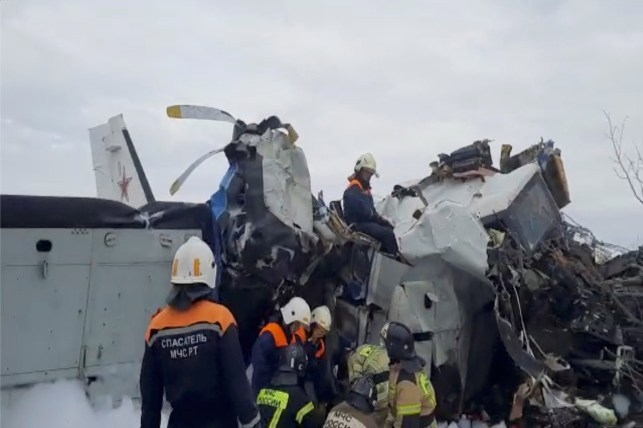 On October 10, 2021, seven passengers were injured in a plane crash near the town of Menzelensk in the Russian Republic of Tatarstan.