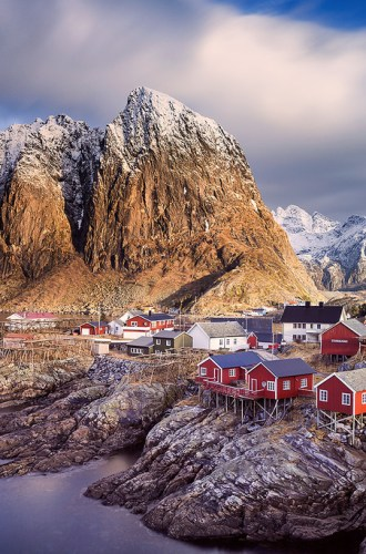 My Norwegian Bucket List