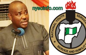 Rivers State Governor, Wike releases N132million to Corpers