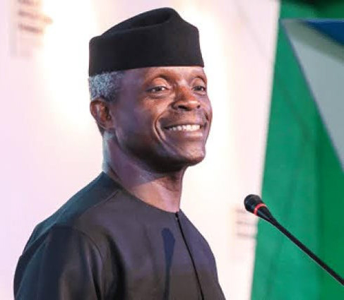 VP Osinbajo tests negative to coronavirus
