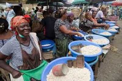 Garri sellers beaten up in Edo for hiking prices