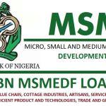 CBN MSMEDF Loan