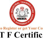 How To Get Industrial Training Fund ITF