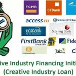 How to Apply for CBN Creative Industry Loan in 2020