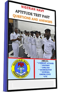 Nigerian Navy Recruitment Exam Past Questions & Answers