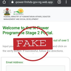 FG Cautions Nigerians Over Fake Npower Shortlist