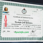 Devastating Effect of Adding Date Of Birth On NYSC Certificate