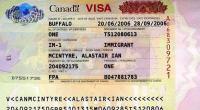 Canadian visa application in Nigeria