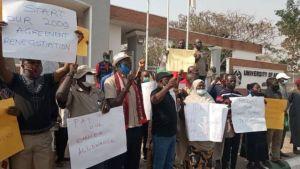 NASU, SSANU Begin Protest over 40Billion Earned Allowance