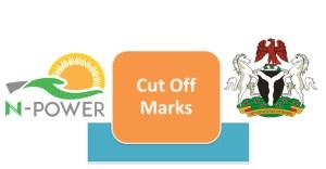 Npower Cut Off Mark