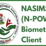 NASIMS Biometric Software Download