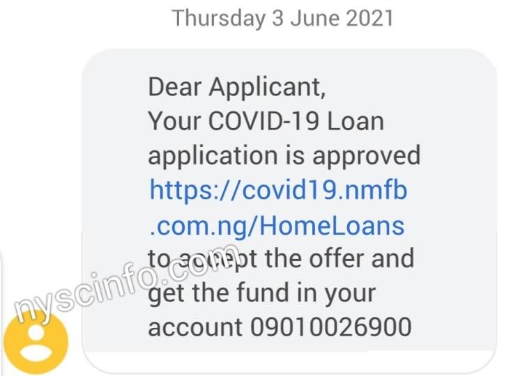 TCF loan