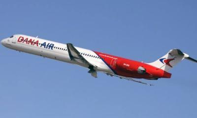 How To Book Dana Air Flight