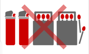 List of Prohibited Items On Flight In Nigeria