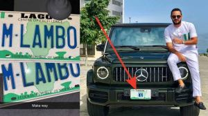 How To Get A Customized Car Plate Number In Nigeria