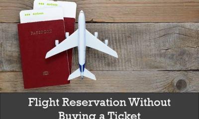 Flight Reservation In Nigeria