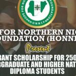 HONNIF Scholarship