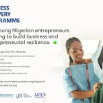 Oyo Business Recovery Programme