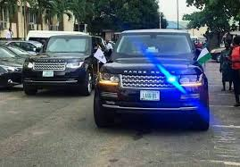 Nigerian Governors Official Luxury