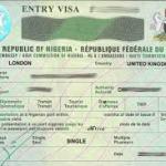 Nigeria Business Visa