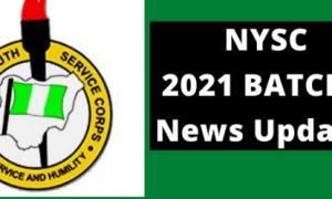 NYSC 2021 Batch A Registration Instructions