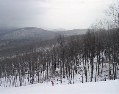 Gore's Echo Trail