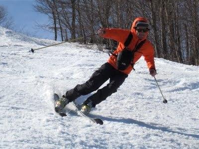 Skiing Plattekill's Blockbuster