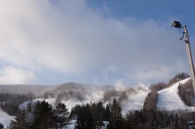 Hunter Mountain Snowmaking