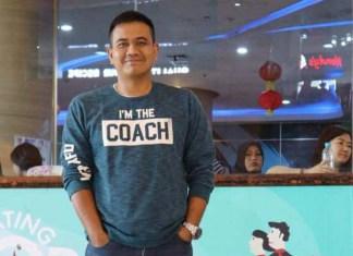 Coach Jun, pelatih Ice Skating yang akan dinobatkan sebagai pelatih terbaik se Asia