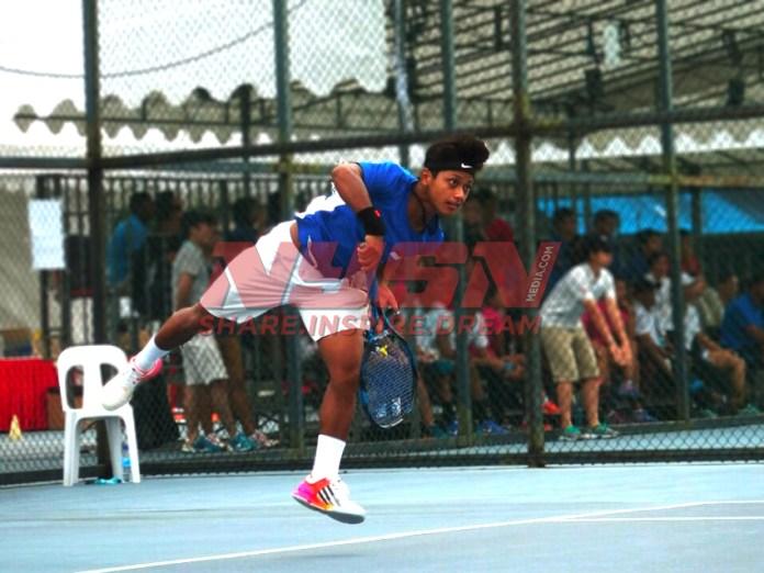 Iswandaru-Tennis