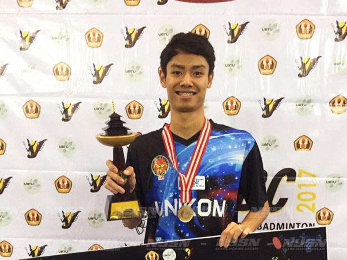 Beno-Drajat-Badminton