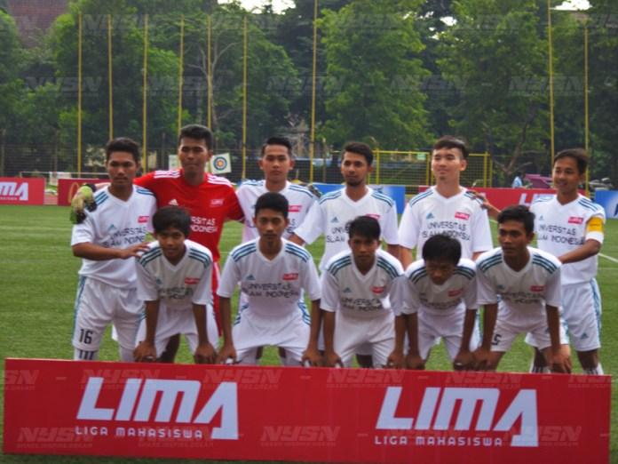 Tim-sepakbola-UII-Yogyakarta