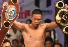 Mantan juara dunia tinju kelas bulu dan ringan IBO asal Indonesia, Daud Yordan. (net)