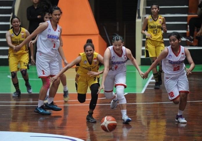 Jelang event Kejuaraan Dunia Basket di Indonesia pada 2023, Menpora Imam Nahrawi berharap kompetisi basket putri semakin diperbanyak. (Pras/NYSN)