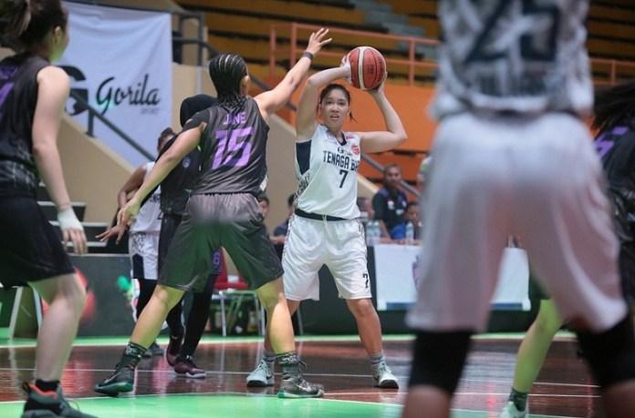 Laga semifinal Srikandi Cup Seri Ke-3, Jakarta, Jumat (23/3), bakal seru. (meilinda)