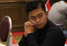 FM Novendra Priasmoro membidik gelar juara di JAPFA GM dan WGM Turnmen Catur 2018 di Solo, Jawa Tengah, 25 April - 1 Mei. (bangkokchess.com)