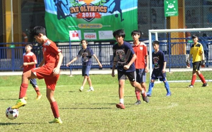 Olimpiade olahraga murid SIS School Group dari 7 sekolah yang tersebar di Jakarta, Medan (Sumut), Cilegon (Banten), Semarang (Jateng), dan Palembang (Sumsel), digelar mulai 4-7 April. (Pras/NYSN)