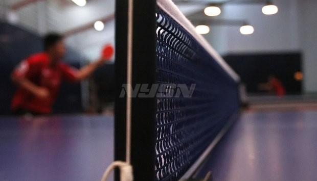 Tim tenis meja Indonesia yang akan tampil di Asian Games 2018, saat ini melakukan Pemusatan Latihan di Jinan, China, selama 6 bulan. (net)